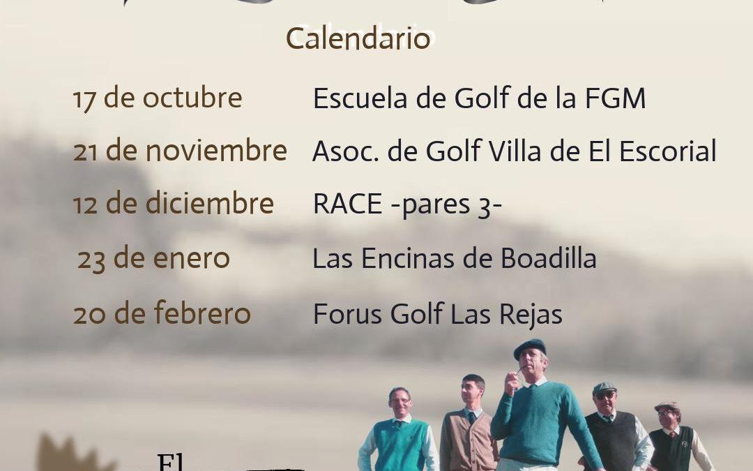 ¡Vive el golf como fue concebido!